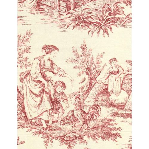 Provence Toile de Jouy Fabric