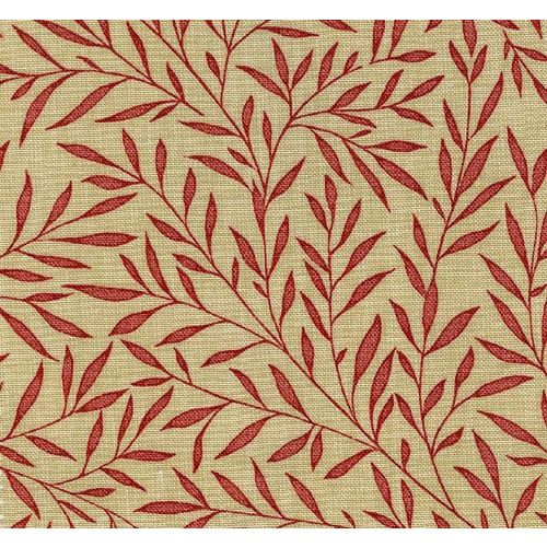 Lily Leaf Cotton Fabric