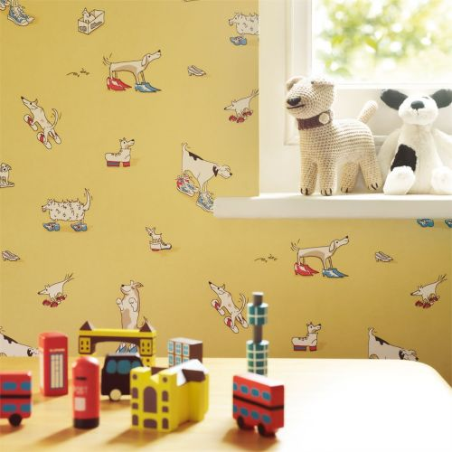 Dogs In Clogs Wallpaper