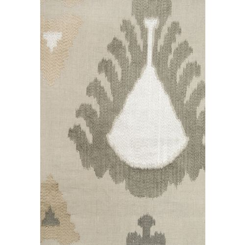 Exuberance Embroidered Fabric