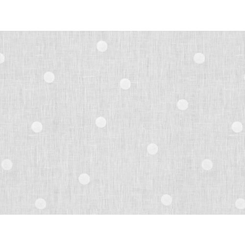 Scatter Dot Sheer Fabric