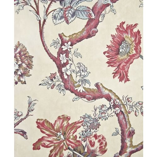 Tree of Life Curtain Fabric