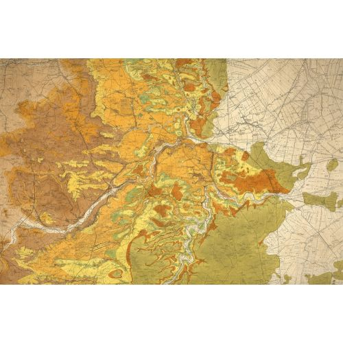 Trails and Tracks Wall Panel