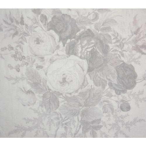 Oyster Roses Fabric