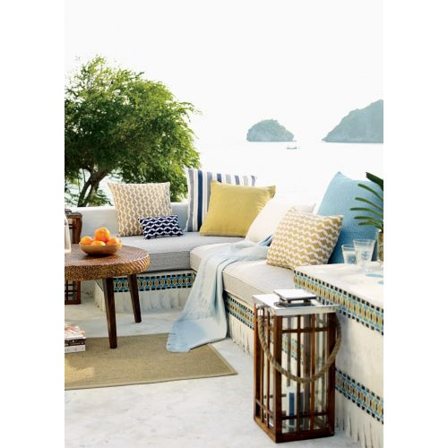 Tan Tan Indoor Outdoor Fabric