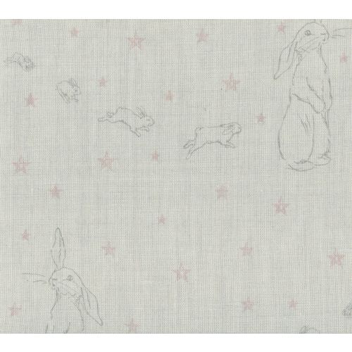 Rabbit All Star Fabric