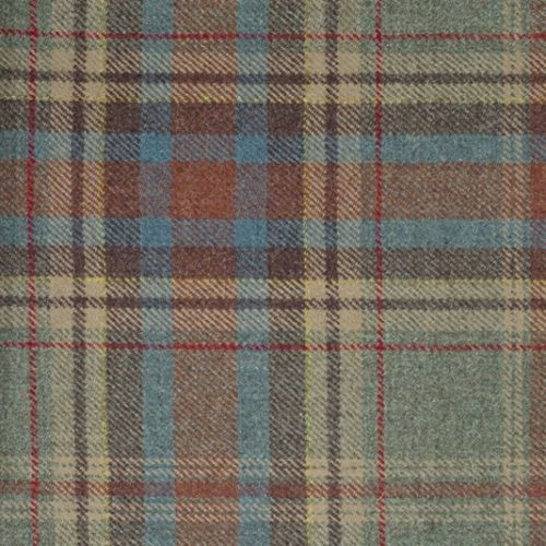 Buchan Wool Plaid Fabric