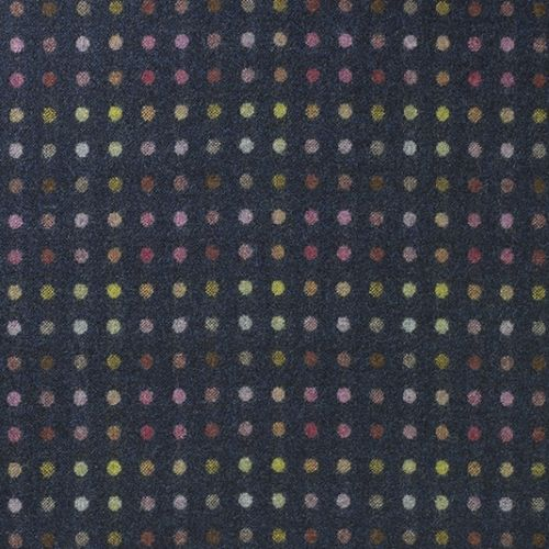 Multispot Wool Fabric