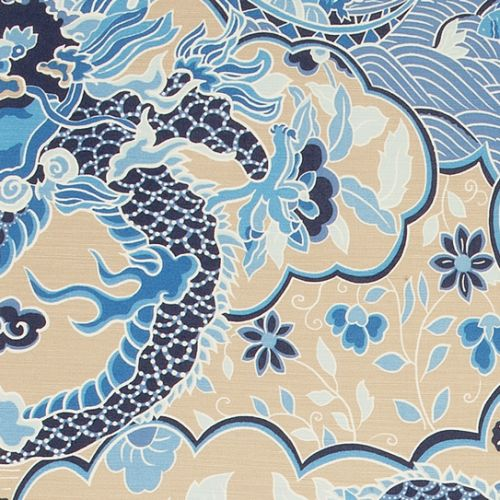 Imperial Dragon Fabric