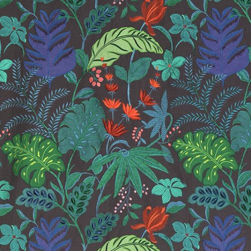 Floridita Embroidered Fabric