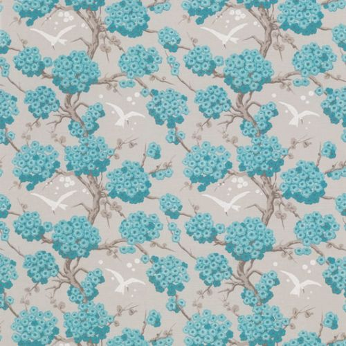Japonerie Printed Fabric