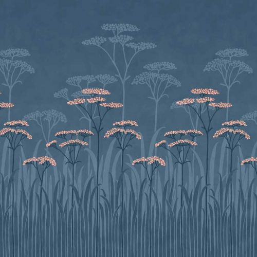 Achillea Mural Wallpaper