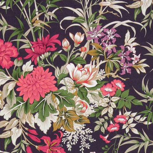 Pink Floral Fabric
