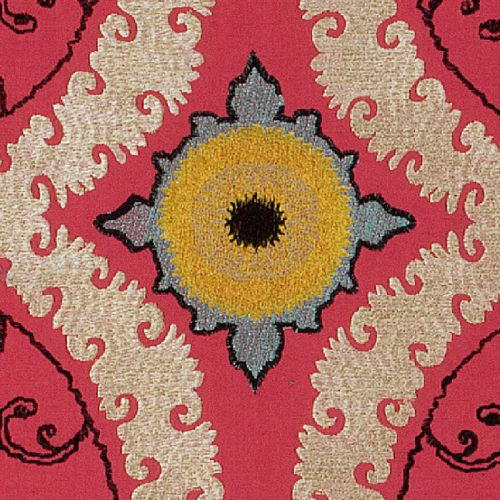 Castile Embroidered Fabric