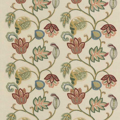 Barbonne Embroidery Fabric