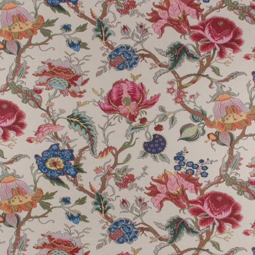 Beaumont Indienne Fabric