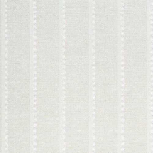 Beige and White Striped Wallpaper