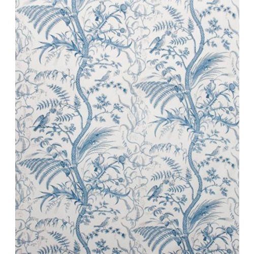 Bird And Thistle Cotton Fabric Toile
