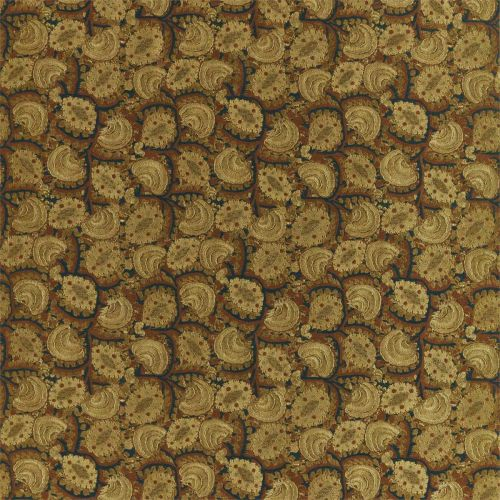 Black and Brown Fabric