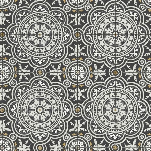 Black White and Brown Wallpaper