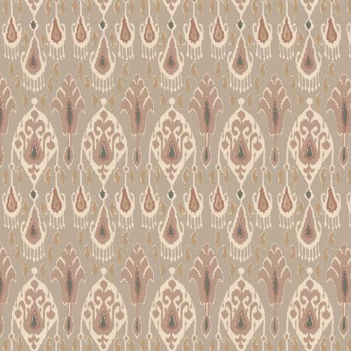 Blush Pink and Beige Wallpaper