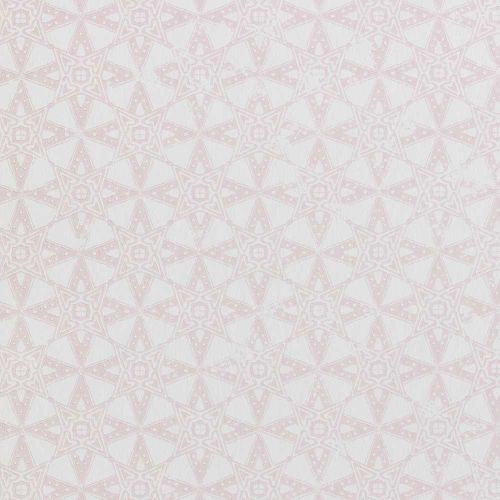 Blush Pink Geometric Wallpaper