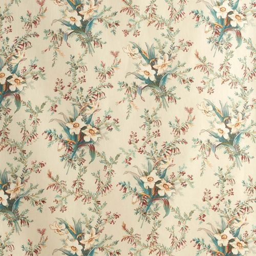 Bowness Floral Curtain Fabric