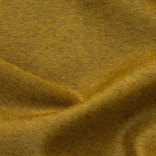 Cashmere Velour Fabric Chartreuse