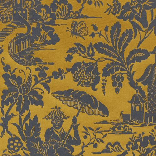 Cathay Damask Fabric
