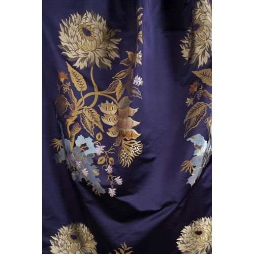 Chrysanthemum Silk Fabric