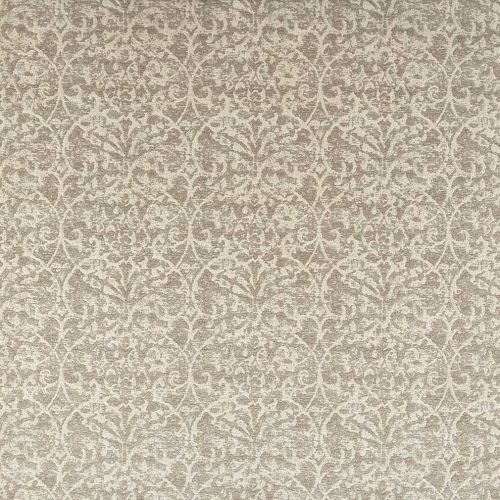 Cream Damask Fabric Marchmain