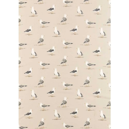 Shore Birds Fabric