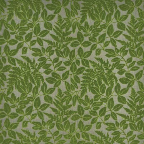 Donwell Velvet Fabric Green