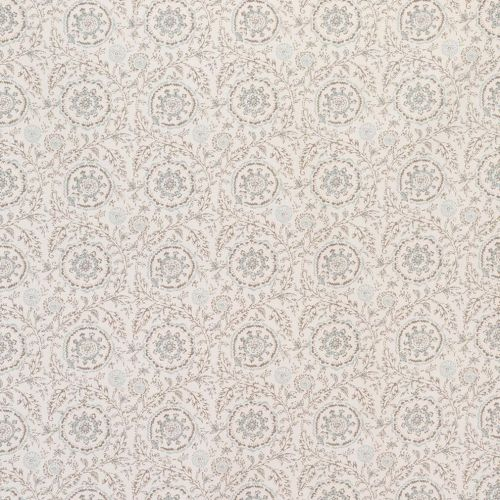 Marble Hill Floral Curtain  Fabric