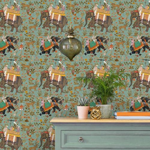 Elephant Wallpaper for Rooms