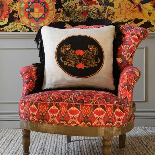 Eclectic Cushions