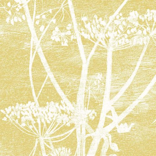 Cow Parsley Fabric