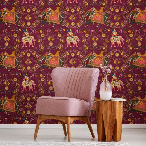 Fabric Wall Coverings