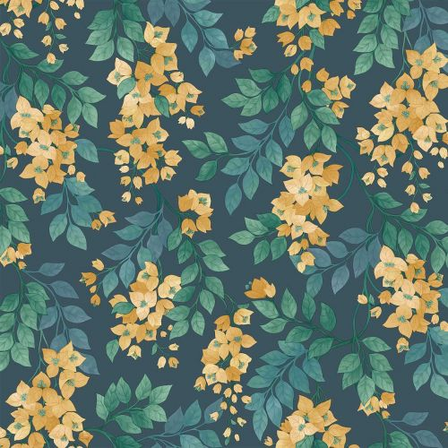 Floral Wallpaper for Walls
