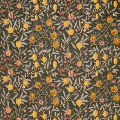 Fruit Print Fabric