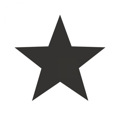 Deauville Large Star Wallpaper