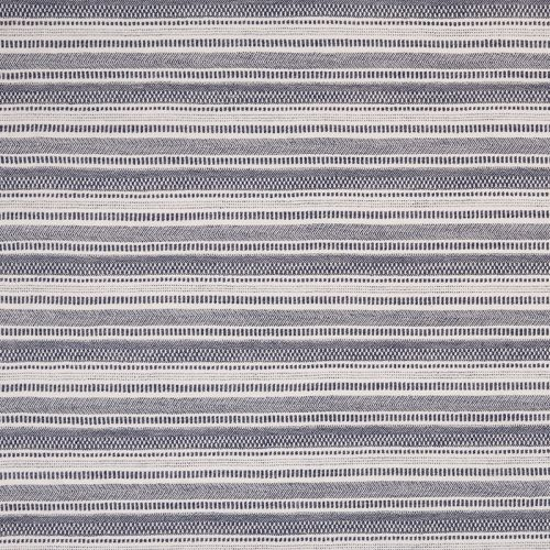 Go With The Flow Fabric Indigo Blue Woven