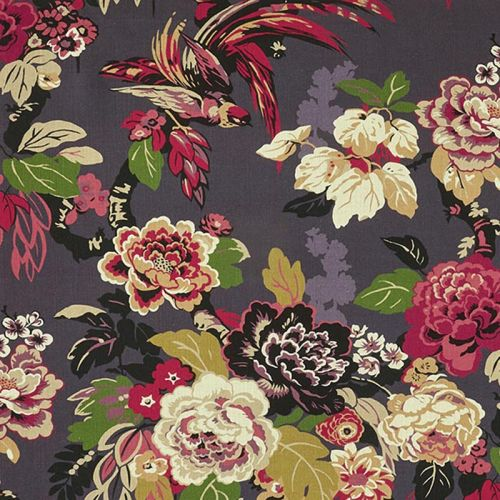 Grand Floral Fabric