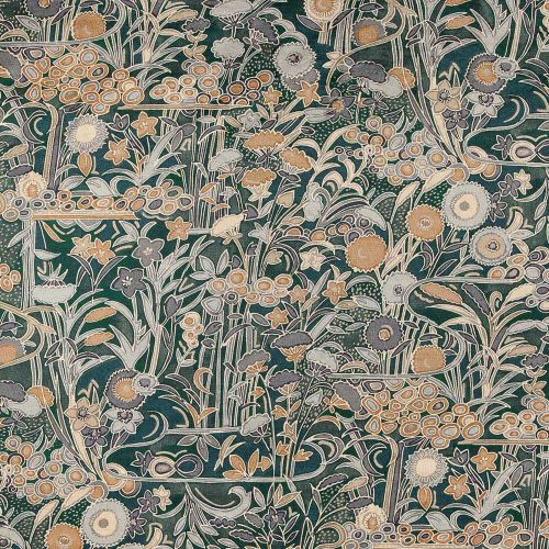Grand Tiffany Velvet Fabric