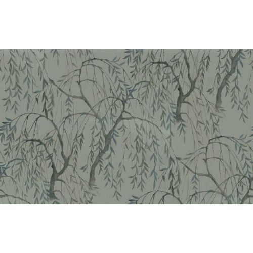 Weeping Willows Mural Wallpaper