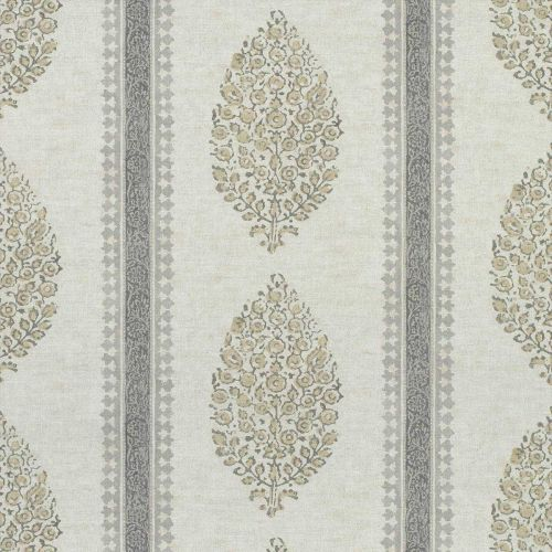 Grey and Beige Fabric