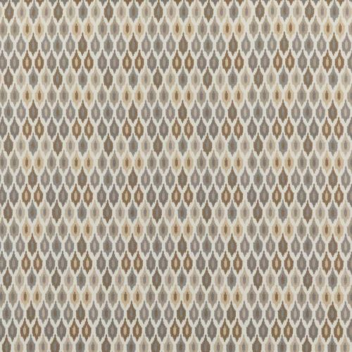 Grey and Brown Fabric