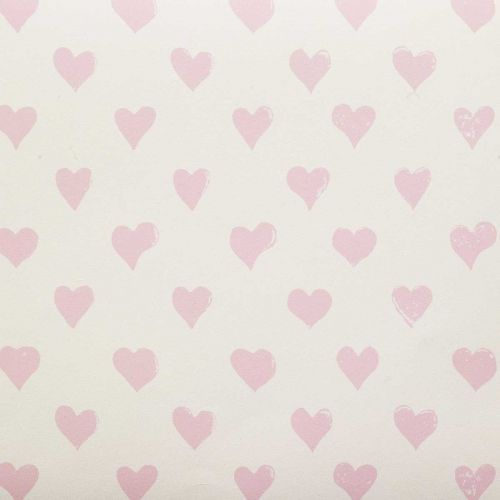Pink Hearts Wallpaper Pink And Neutral Wallpaper