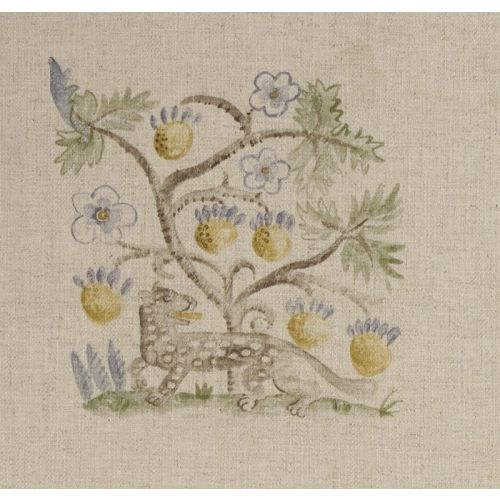 Hedgerow Linen Fabric