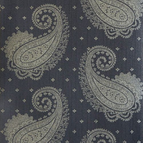 Templeton Paisley Wallpaper